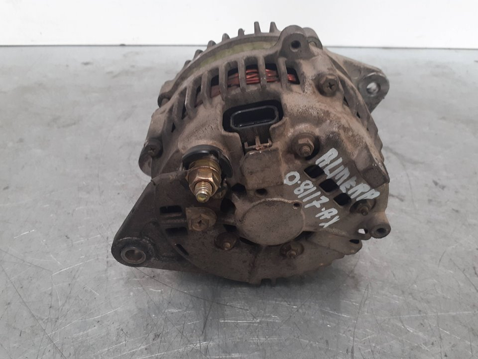 ALTERNADOR NISSAN ALMERA (N15) GX  2.0 Diesel (75 CV)     07.95 - 12.00_img_1