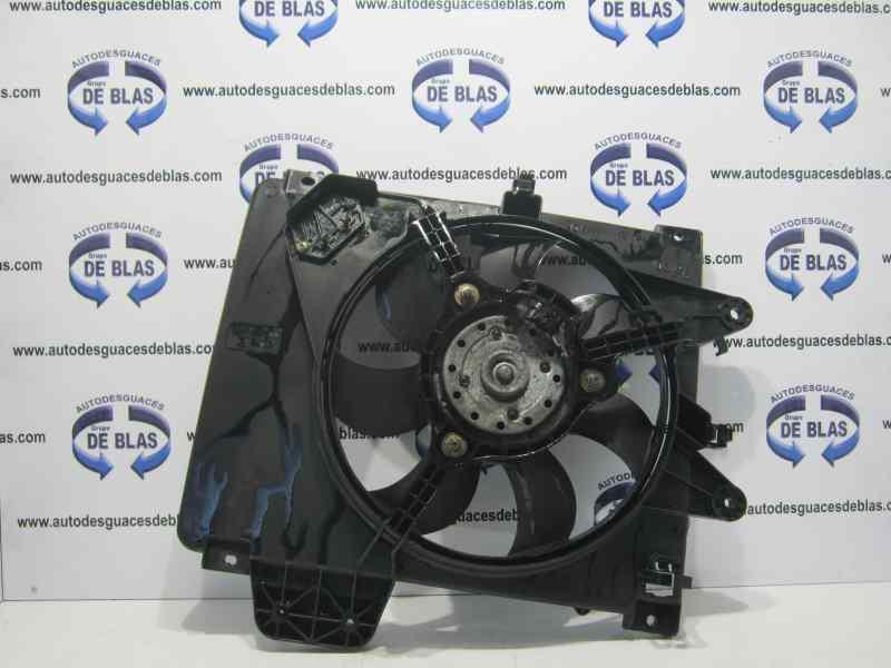 ELECTROVENTILADOR FIAT PUNTO BERLINA (176) TD 60 Sole  1.7 Turbodiesel CAT (63 CV) |   04.97 - 12.99_img_0
