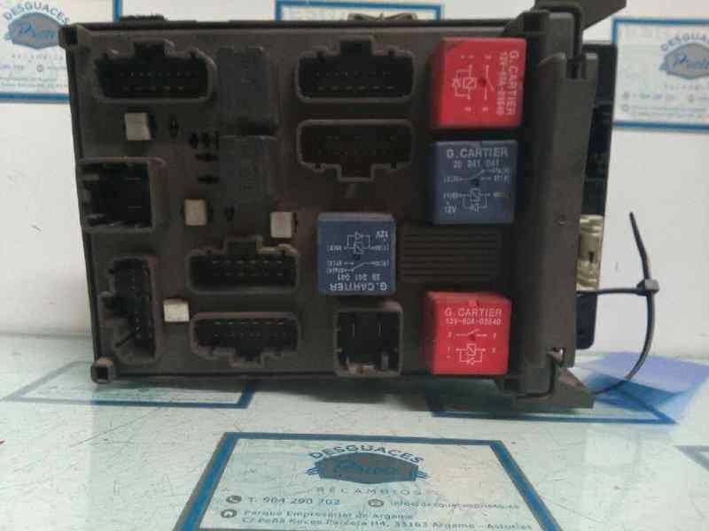 CAJA RELES / FUSIBLES RENAULT LAGUNA II (BG0) Privilege  1.9 dCi Diesel (120 CV) |   03.01 - 12.05_img_1