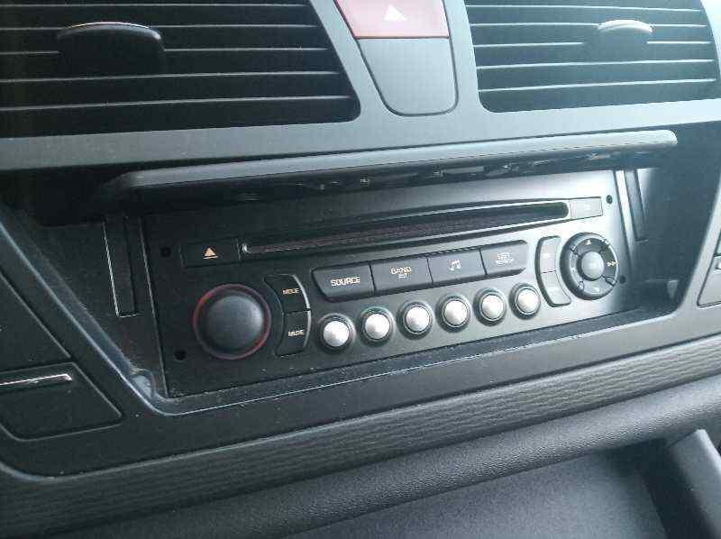 SISTEMA AUDIO / RADIO CD CITROEN C4 GRAND PICASSO Cool  1.6 16V (120 CV) |   08.08 - 12.10_img_0