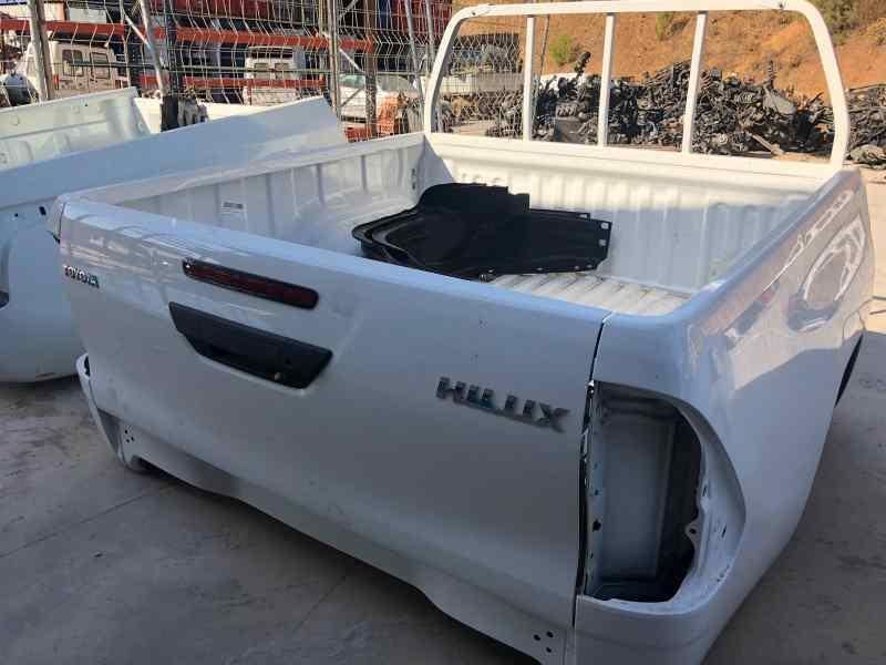 CAJA TRASERA TOYOTA HILUX (KUN) Double Cab 4X4  2.5 Turbodiesel (144 CV) |   08.09 - ..._img_0