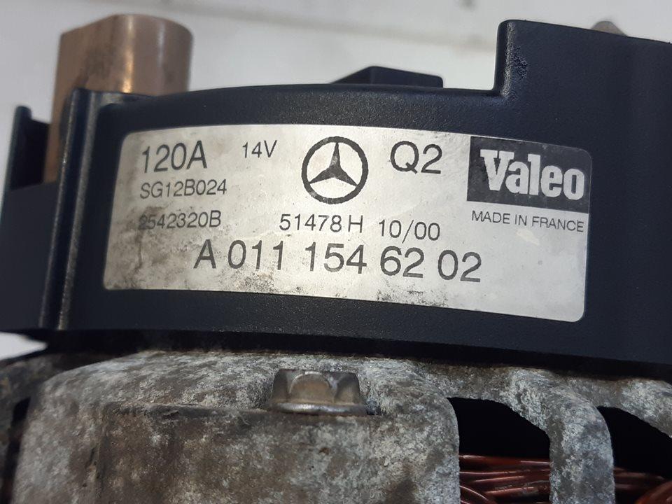 ALTERNADOR MERCEDES CLASE E (W210) BERLINA 280 (210.063)  2.8 V6 18V CAT (204 CV) |   06.99 - 12.02_img_3