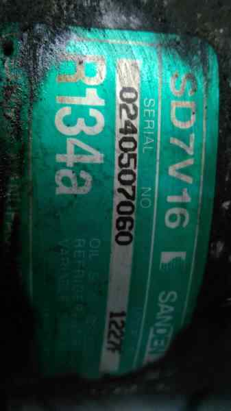 COMPRESOR AIRE ACONDICIONADO CITROEN XSARA COUPE 2.0 HDi VTS (66kW)   (90 CV) |   07.99 - 12.05_img_3
