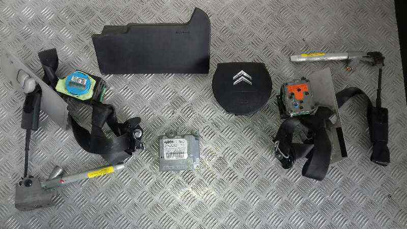 KIT AIRBAG CITROEN C4 PICASSO Exclusive  1.6 16V HDi FAP (109 CV) |   02.07 - 12.10_img_5