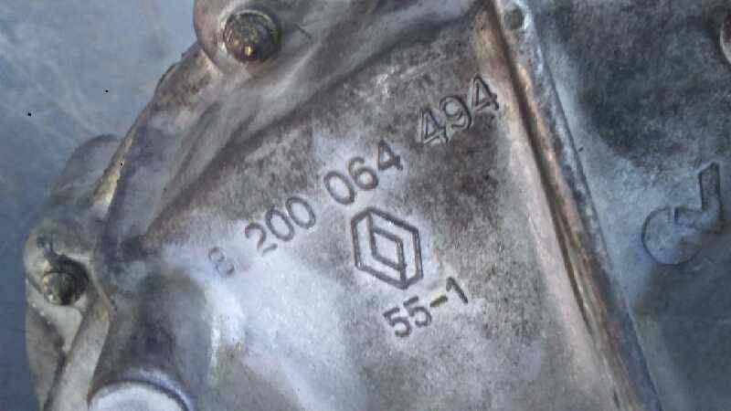 CAJA CAMBIOS RENAULT VEL SATIS (BJ0) Expression  2.2 dCi Turbodiesel (150 CV) |   01.02 - 12.05_img_3