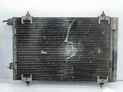 condensador / radiador  aire acondicionado peugeot 106 (s2) max d  1.5 diesel cat (tud5 / vjx) (57 cv) 9621991480
