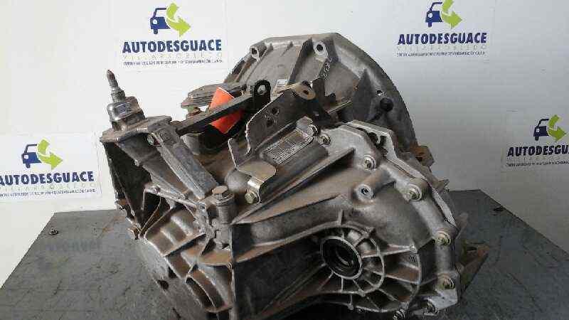 CAJA CAMBIOS RENAULT LAGUNA II (BG0) 2.0 dCi Diesel CAT   (150 CV) |   0.01 - ..._img_1
