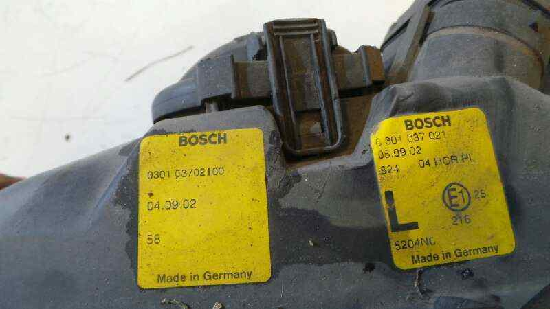 FARO IZQUIERDO PEUGEOT 406 BERLINA (S1/S2) SRDT  2.0 HDi (109 CV) |   10.98 - 12.04_img_3
