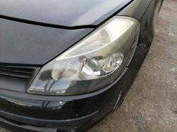 faro izquierdo renault clio grandtour authentique  1.5 dci diesel cat (86 cv) 2008-2011 260607570R