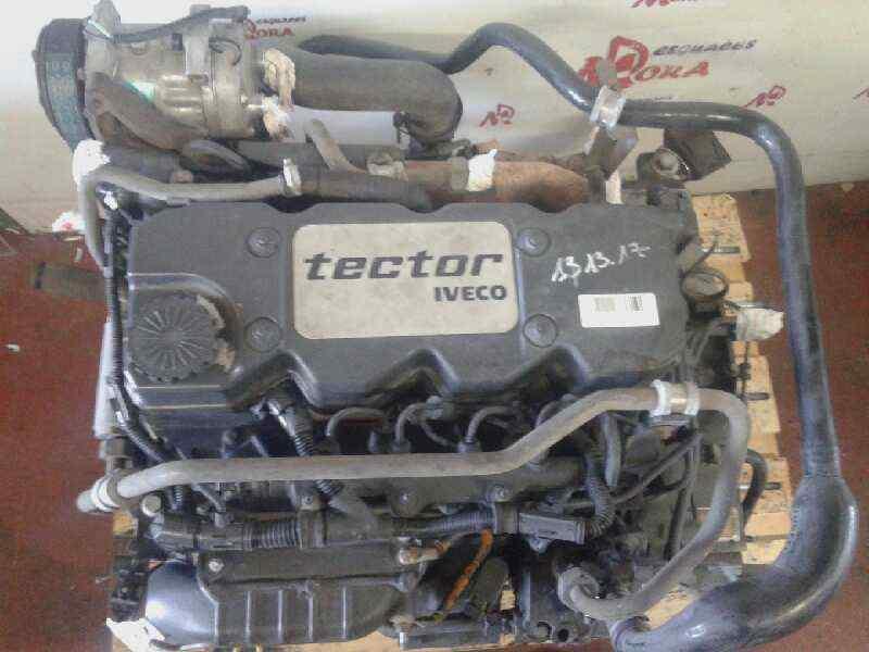 MOTOR COMPLETO IVECO 80E18 EUROCARGO        ... _img_4
