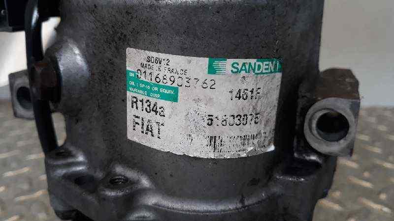 COMPRESOR AIRE ACONDICIONADO FIAT GRANDE PUNTO (199) 1.3 16V Multijet Active (55kW)   (75 CV) |   09.05 - 12.07_img_4