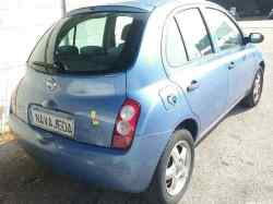 NISSAN MICRA (K12E) 1.5 dCi Turbodiesel CAT