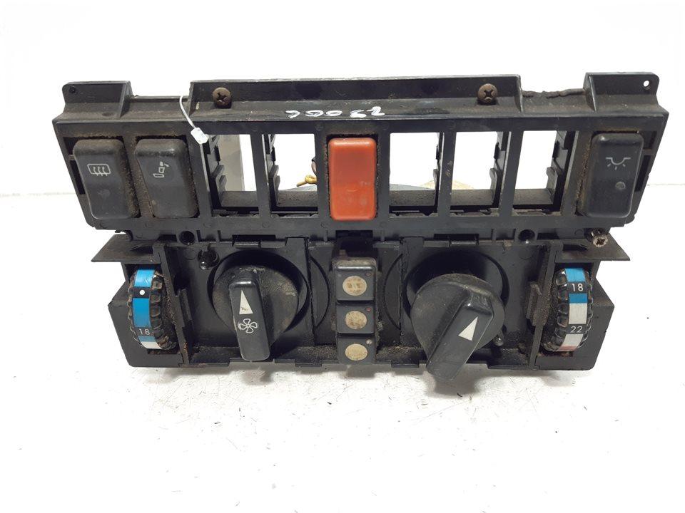 MANDO CALEFACCION /  AIRE ACONDICIONADO MERCEDES CLASE E (W124) BERLINA 250 D / E 250 D (124.125)  2.5 Diesel (94 CV)     0.92 - ..._img_0