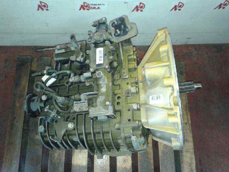 CAJA CAMBIOS RENAULT MIDLUM 190 DXI       ... _img_4