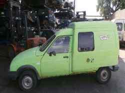 citroen c15 d  1.8 diesel (161) (60 cv) 161A(XUD7) VS7VDPG0000