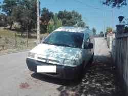 citroen jumpy furgón standard chapa  2.0 hdi cat (rhx / dw10bted) (94 cv) 1995-2004 RHX VF7BZRHXB86