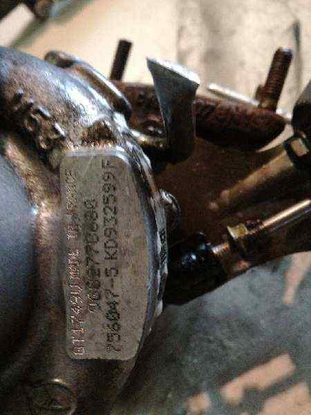 TURBOCOMPRESOR CITROEN C4 PICASSO Exclusive  2.0 HDi FAP CAT (RHR / DW10BTED4) (136 CV) |   02.07 - 12.11_img_2