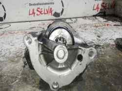 motor arranque citroen c15 d  1.8 diesel (161) (60 cv) 0986018310