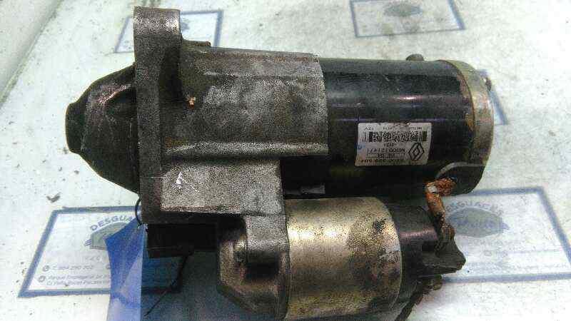 MOTOR ARRANQUE RENAULT SCENIC II Grand Confort Dynamique  1.5 dCi Diesel (106 CV) |   04.04 - 12.06_img_2