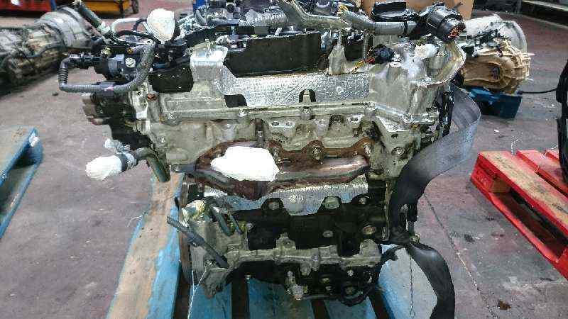 MOTOR COMPLETO TOYOTA YARIS Active  1.4 Turbodiesel CAT (90 CV) |   11.08 - 12.09_img_4