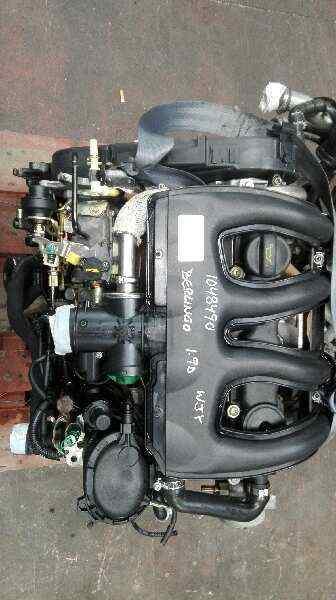 MOTOR COMPLETO CITROEN BERLINGO 1.9 600 D Niveau A. Furg.   (69 CV) |   07.99 - ..._img_0