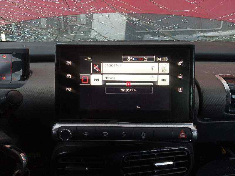 SISTEMA AUDIO / RADIO CD CITROEN C4 CACTUS Feel  1.2 12V e-VTi (82 CV) |   0.14 - ..._img_0