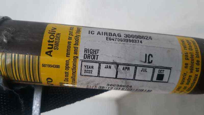AIRBAG CORTINA DELANTERO DERECHO  VOLVO S40 BERLINA 2.0 D Momentum   (136 CV)     12.03 - 12.12_img_1