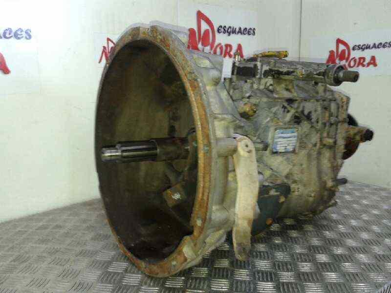 CAJA CAMBIOS RENAULT TRUCKS MIDLINER S-135   |   ... _img_0