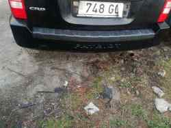 paragolpes trasero jeep compass limited  2.0 crd cat (140 cv)