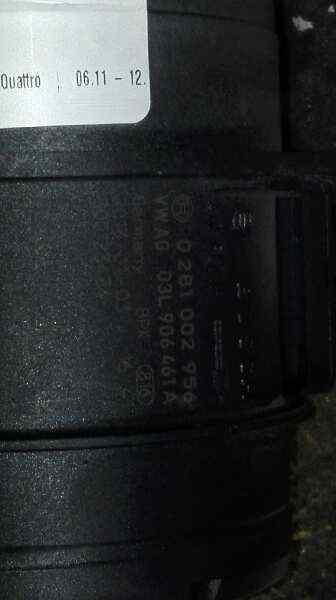 CAUDALIMETRO AUDI Q3 (8U) 2.0 TDI (130kW) Advance Quattro   (177 CV) |   06.11 - 12.15_img_2