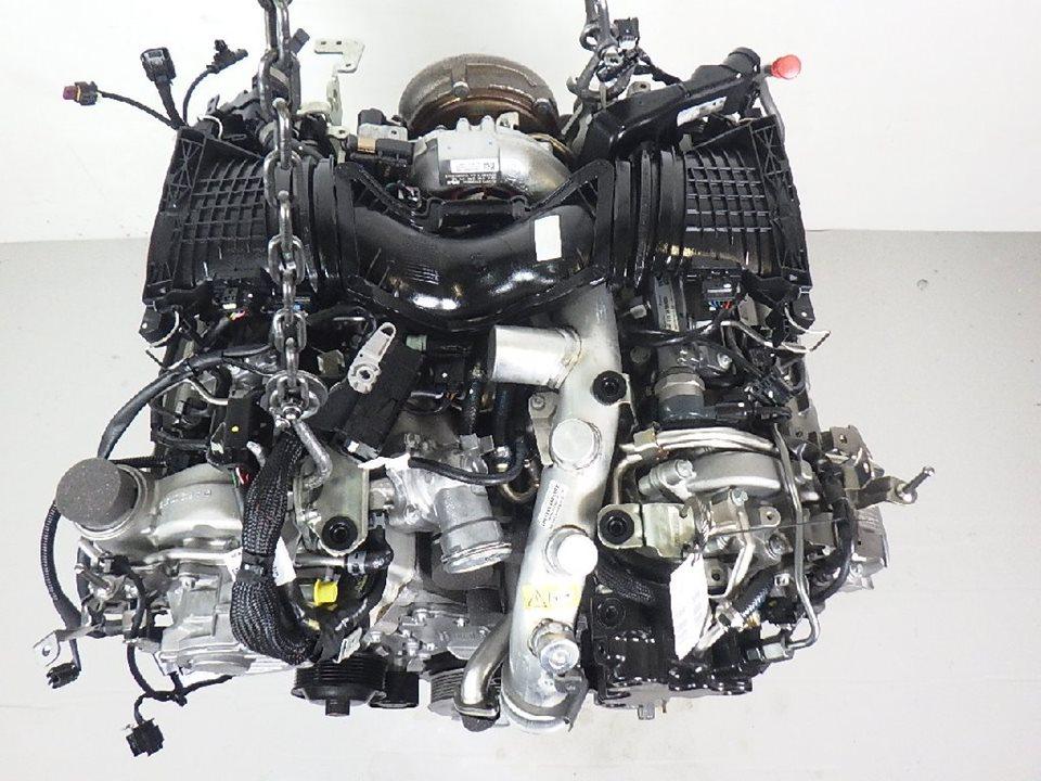 MOTOR COMPLETO MERCEDES X-KLASSE (BM 470) X 350 d 4Matic Doppelkabine (470.252)  3.0 CDI CAT (258 CV) |   07.18 - 12.20_img_5