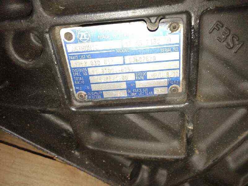 CAJA CAMBIOS MAN TGS 440 440       ... _img_3