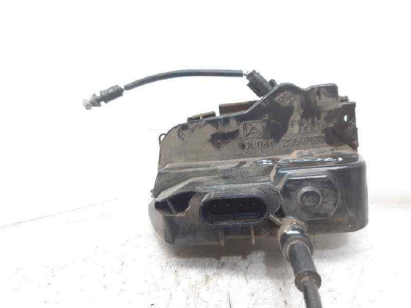 CERRADURA PUERTA TRASERA IZQUIERDA  RENAULT LAGUNA II (BG0) Authentique  1.9 dCi Diesel CAT (101 CV) |   11.01 - 12.05_img_1