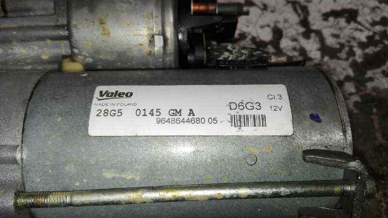 MOTOR ARRANQUE PEUGEOT 307 BERLINA (S2) XT  1.6 16V CAT (109 CV) |   06.05 - 12.07_img_2