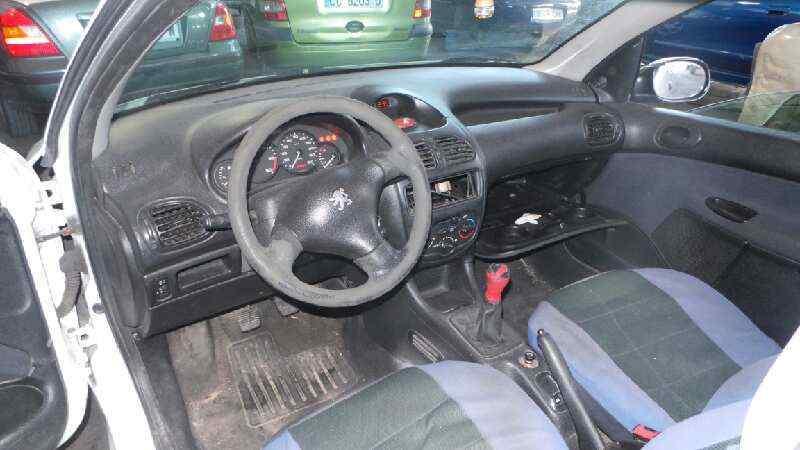 CINTURON SEGURIDAD TRASERO DERECHO PEUGEOT 206 BERLINA XN  1.9 Diesel (69 CV) |   09.98 - 12.02_img_5