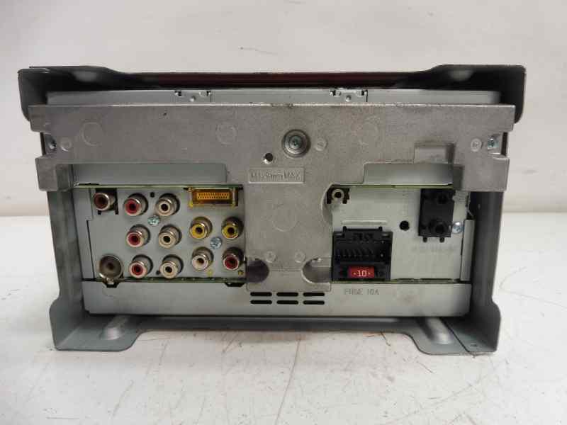 SISTEMA AUDIO / RADIO CD MERCEDES CLASE C (W203) SPORTCOUPE C 220 CDI (203.706)  2.2 CDI CAT (143 CV) |   10.00 - 12.04_img_4