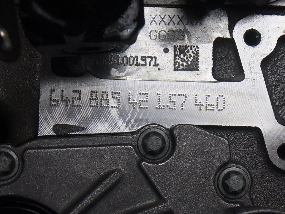 MOTOR COMPLETO MERCEDES X-KLASSE (BM 470) X 350 d 4Matic Doppelkabine (470.252)  3.0 CDI CAT (258 CV) |   07.18 - 12.20_img_1