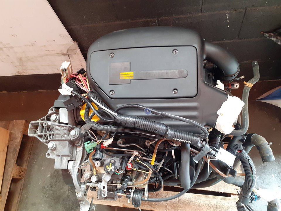 MOTOR COMPLETO RENAULT CLIO II FASE I (B/CBO) 1.9 D   (64 CV)     0.98 - ..._img_1