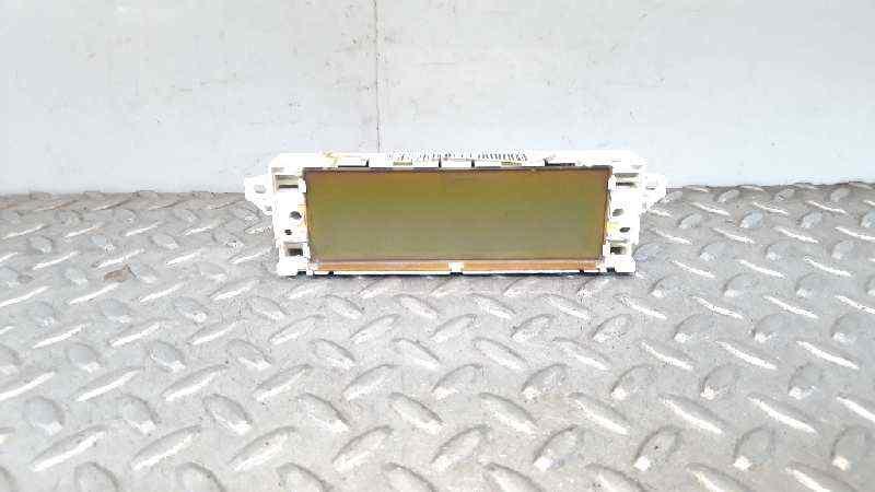 PANTALLA MULTIFUNCION CITROEN C4 BERLINA Collection  1.6 16V HDi (90 CV) |   06.04 - 12.08_img_0