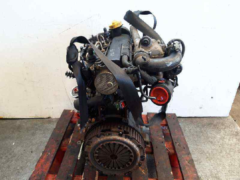 MOTOR COMPLETO RENAULT CLIO II FASE II (B/CB0) Authentique  1.5 dCi Diesel (65 CV) |   06.01 - 12.03_img_0