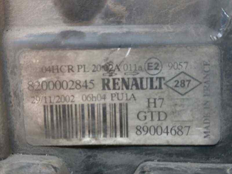 FARO IZQUIERDO RENAULT LAGUNA II (BG0) Authentique  1.9 dCi Diesel (120 CV) |   0.01 - ..._img_1