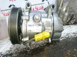 compresor aire acondicionado peugeot 206+ básico  1.4 hdi (68 cv) 2009-2012 9684480180