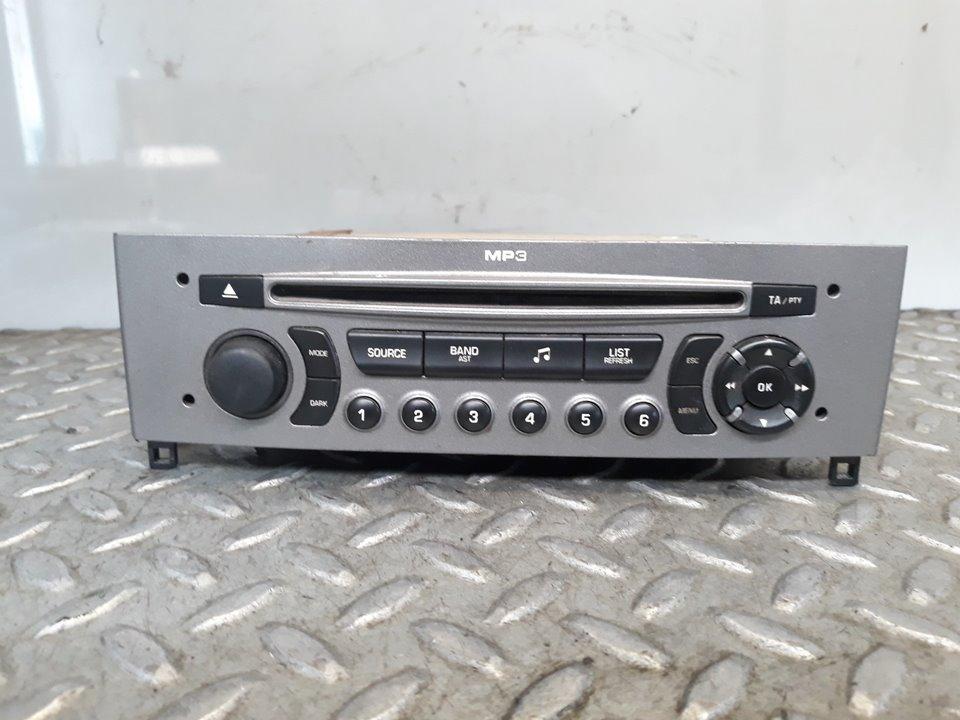 SISTEMA AUDIO / RADIO CD PEUGEOT 308 Sport  1.6 16V HDi (90 CV)     09.07 - 12.10_img_0