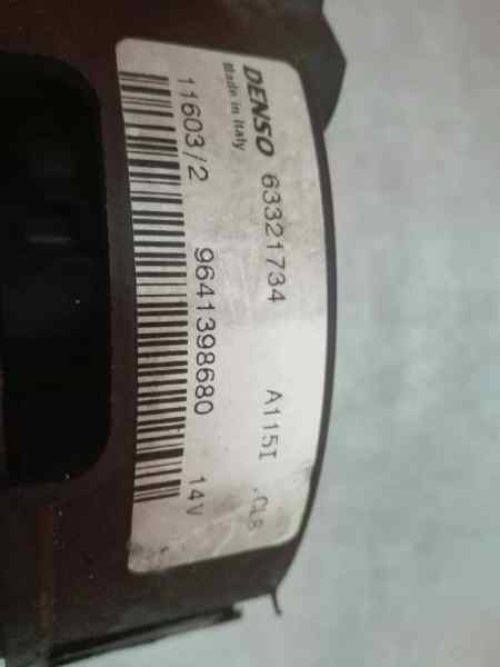 ALTERNADOR CITROEN XSARA COUPE 1.6 16V Tonic   (109 CV) |   11.00 - ..._img_3