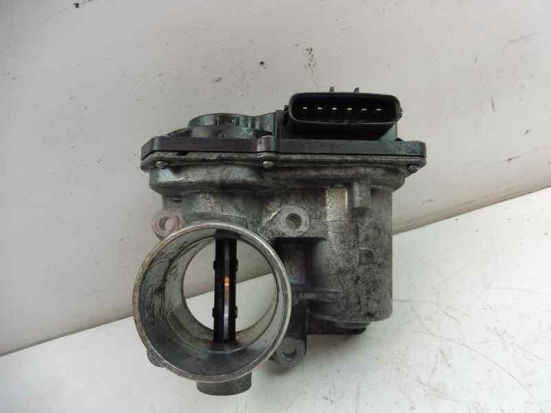 CAJA MARIPOSA TOYOTA YARIS TS  1.4 Turbodiesel CAT (90 CV) |   11.08 - 12.10_img_0