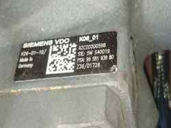 motor completo citroen c4 berlina exclusive  2.0 hdi fap cat (rhr / dw10bted4) (136 cv) 2006-2010 RHR