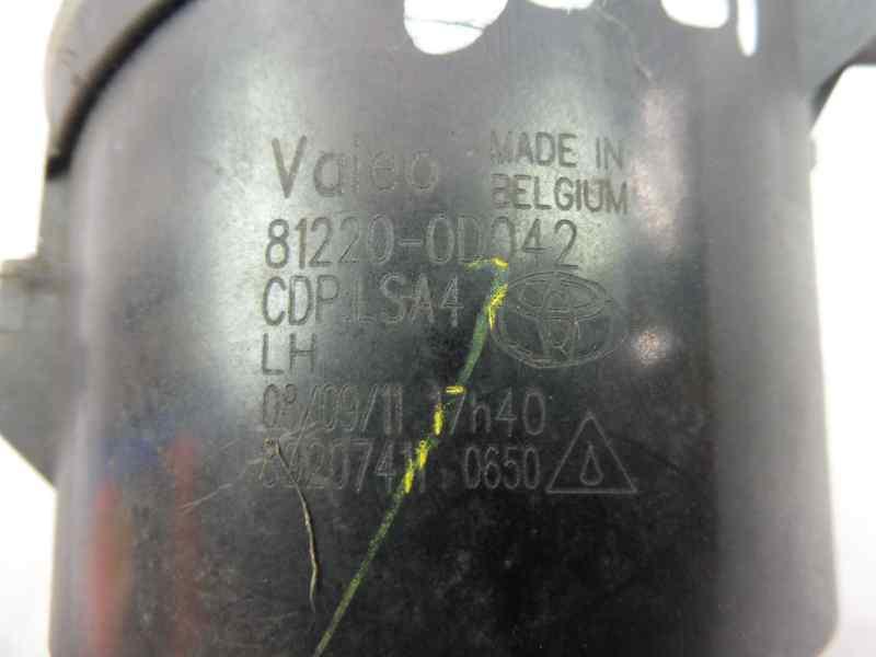 FARO ANTINIEBLA IZQUIERDO TOYOTA YARIS TS  1.4 Turbodiesel CAT (90 CV) |   11.08 - 12.10_img_1