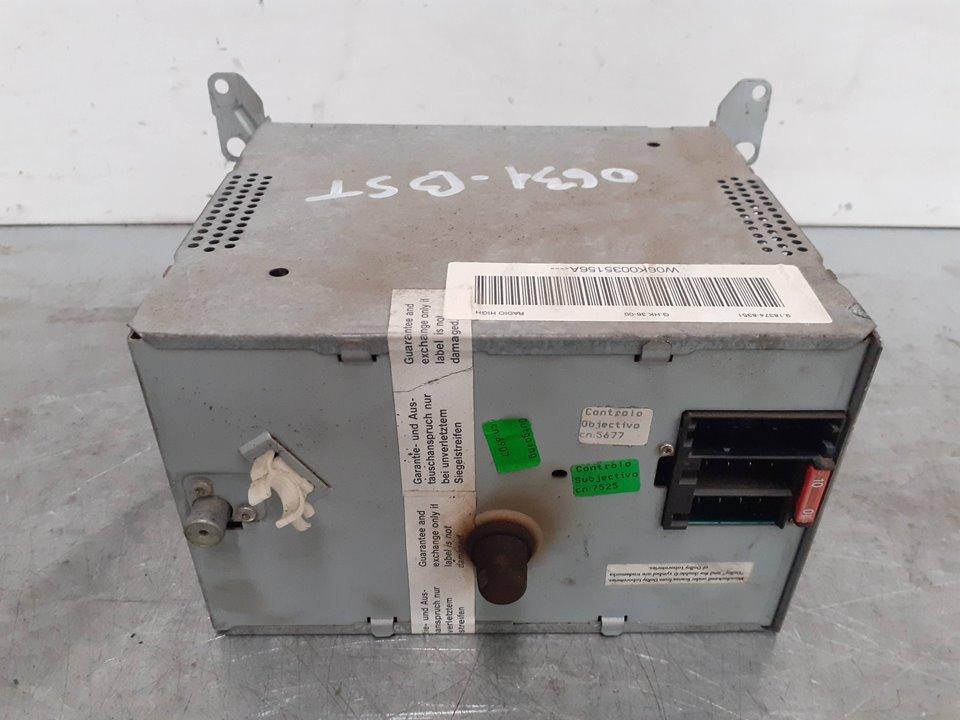 SISTEMA AUDIO / RADIO CD SEAT IBIZA (6K1) Select  1.9 SDI (68 CV) |   08.99 - 12.01_img_2
