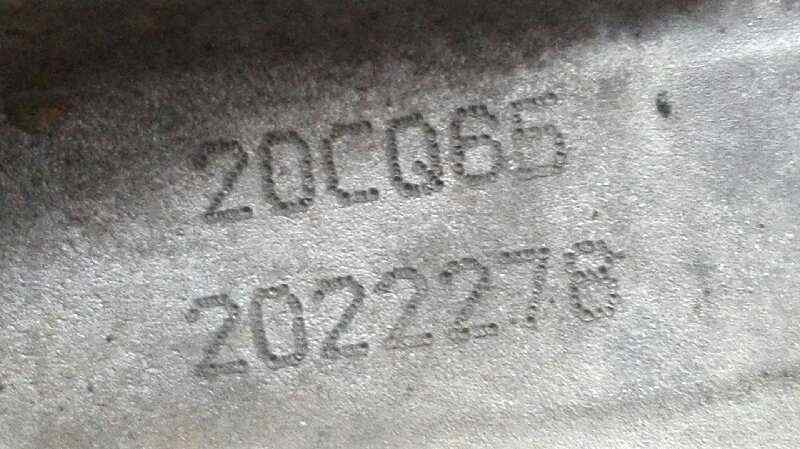 CAJA CAMBIOS PEUGEOT 207 X-Line  1.4  (73 CV) |   05.06 - 12.07_img_3