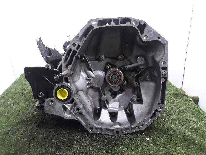 CAJA CAMBIOS RENAULT MODUS Emotion  1.5 dCi Diesel (65 CV) |   03.07 - ..._img_0